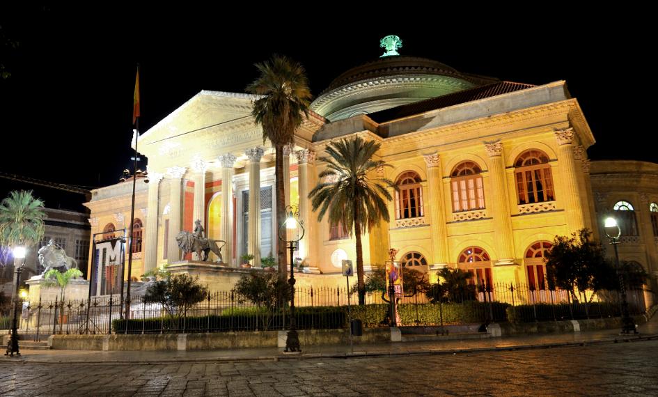 Teatro Massimo Vittorio Emanuele di Palermo